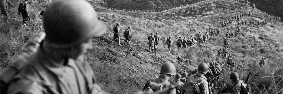 1st Ranger Battalion Tunisia 1943