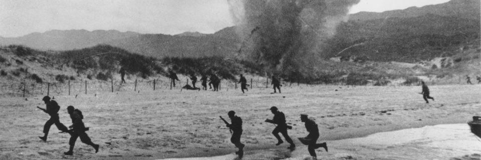 3rd Ranger Battalion 1943