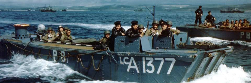 5th Ranger Battalion 1944