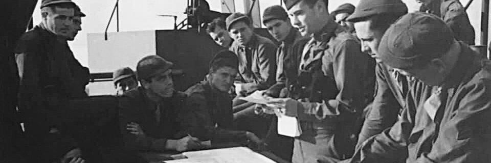 4th Ranger Battalion 1943
