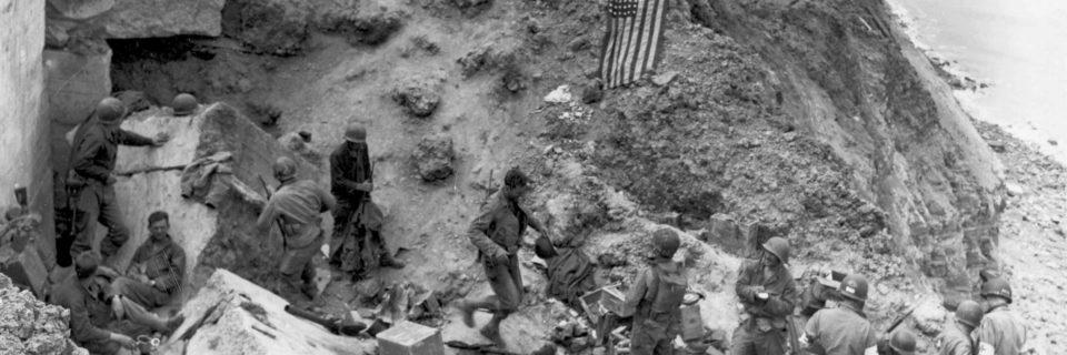 2nd Ranger Battalion 1944